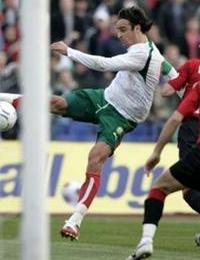 Бербатов не помог своей сборной одолеть албанцев, фото АР
