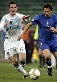 Фергюсон против Дель Пьеро, фото Reuters