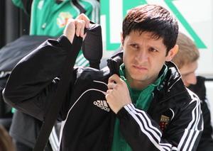 Олег Красноперов, фото Олега Дубины, Football.ua