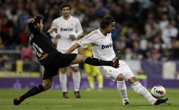 Хедира против Парехо, AP Photo