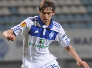 Денис Гармаш, фото И.Хохлова, football.ua
