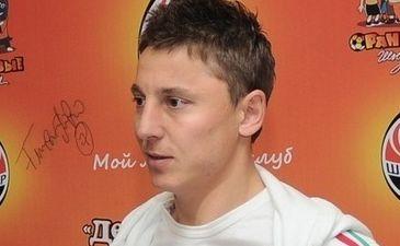 Василий Кобин, фото shakhtar.com