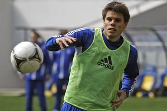 Огнен Вукоевич, фото fcdynamo.kiev.ua