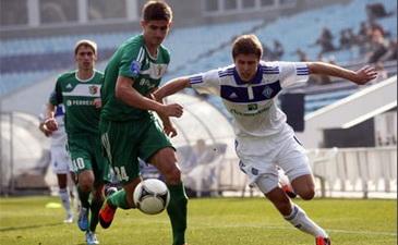 Динамо против Ворсклы: so close… Фото fcdynamo.kiev.ua