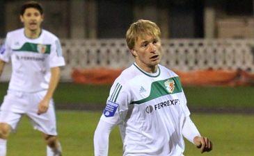Роман Безус, фото Олег Дубина, Football.ua