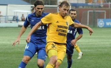 Фоменко в действии, фото azerifootball.com