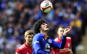 Феллаини в полуфинале Кубка Англии, Getty Images
