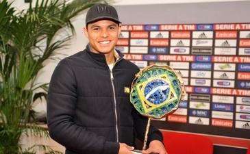 Тиаго Силва, фото sambafoot.com