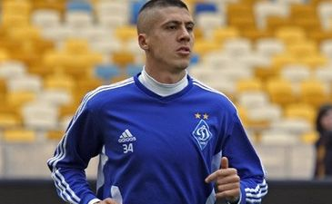 Евгений Хачериди, фото fcdynamo.kiev.ua