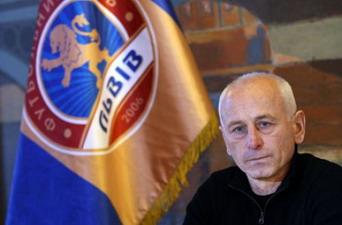 Владимир Журавчак. Фото: ukrfootball.in.ua