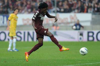 Одуамади забил первый гол, фото Getty Images