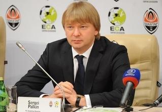 Сергей Палкин, фото shakhtar.com