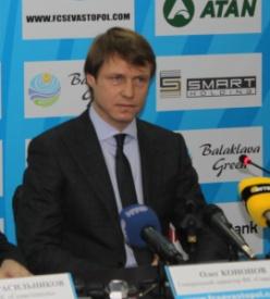 Олег Кононов, фото Дмитрия Зинченко, Football.ua
