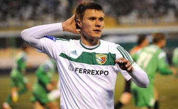 Алексей Курилов, фото vorskla.com.ua