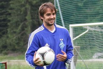 Кранчар открыл счет голам за Динамо, фото fcdynamo.kiev.ua