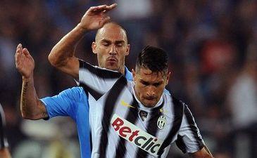 Боррьелло в своем последнем матче за Юве, Getty Images