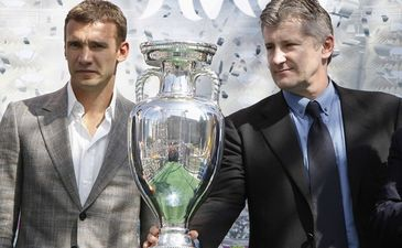 Шевченко и Шукер, Reuters