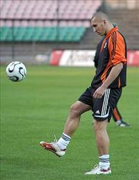 Мариуш Левандовски, фото terrikon.dn.ua
