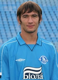 Константин Кравченко, фото fcdnipro.dp.ua