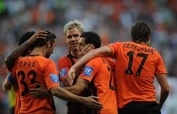 Способна Говерла остановить Шахтер? © Валерий Дудуш Football.ua
