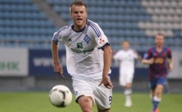 Андрей Ярмоленко, фото fcdynamo.kiev.ua