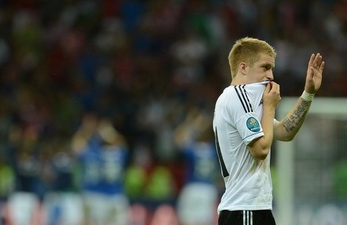 Марко Ройс хорошо проявил себя на Евро-2012, Getty Images