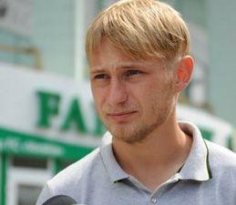 Роман Безус, фото vorskla.com.ua