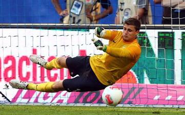 Себастьян Милитц, Goal.com