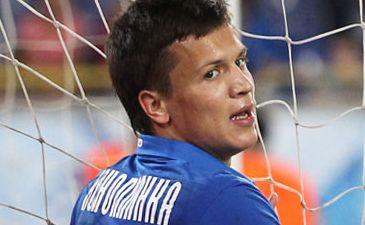 Евгений Коноплянка, фото Станислав Ведмидь, Football.ua