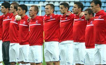 Сборная Словакии, фото ffu.org.ua