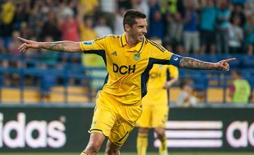 Хосе Соса, фото Дмитрия Неймырка, Football.ua