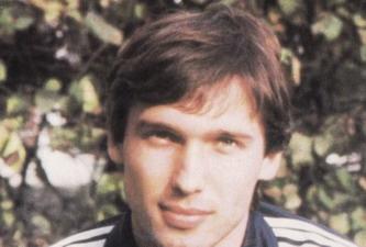 Молодой Олег Протасов, фото Google