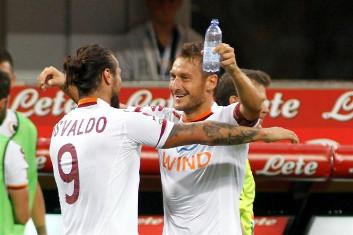 Освальдо и Тотти, Calcioplus