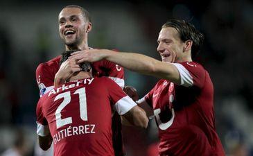 Трио, переигравшее Виллем, fcupdate.nl