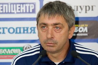 Александр Севидов, fcmetalurg.com