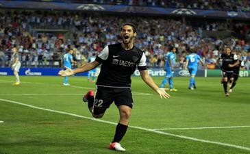 Иско забил два гола в ворота Зенита в ЛЧ, REUTERS