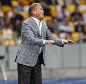 Олег Блохин, fcdynamo.kiev.ua