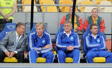 Сергей Ребров (крайний справа), фото И. Хохлова, Football.ua