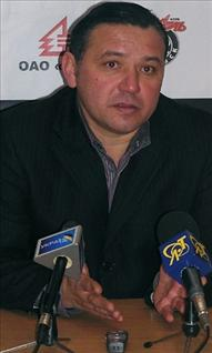 Александр Косевич, фото fcstal.lg.ua