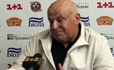 Виталий Кварцяный, фото fckryvbas.com.ua