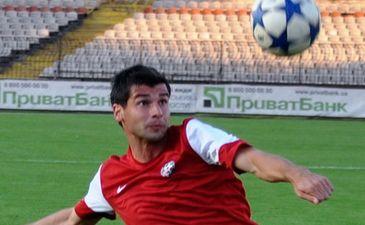 Младен Бартулович забил со штрафного, фото football.ua