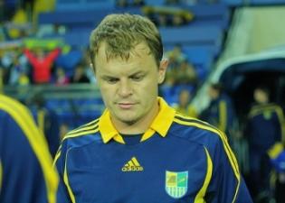 Андрей Березовчук, фото Александра Осипова, Football.ua