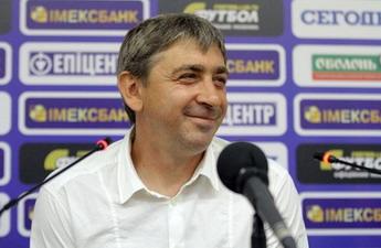 Александр Севидов, chernomorets.odessa.ua
