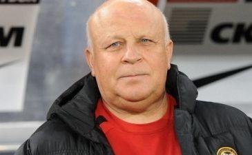 Виталий Кварцяный, фото fcmetalurg.com