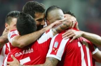 фото olympiacos.org