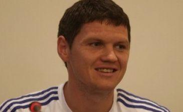 Тарас Михалик, фото fcdynamo.kiev.ua