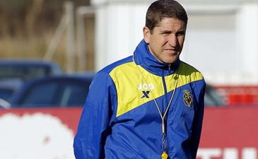 Хуан Карлос Гарридо, фото ФК Вильярреал