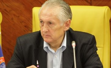Михаил Фоменко, фото ffu.org.ua