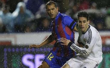 Хуанфран против Реала, фото marca.com