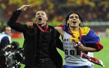 Симеоне и Фалькао, Getty Images